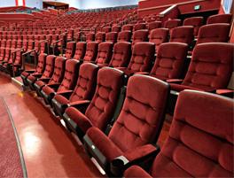 影院座椅LY-7611图片