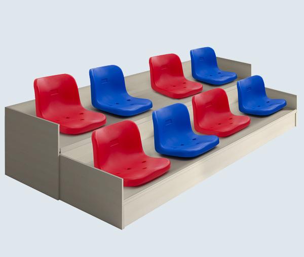 看台椅/体育馆椅 LY-K104