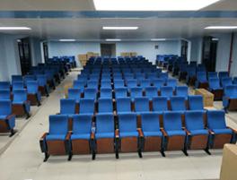 深圳宝安职业技术学校礼堂椅