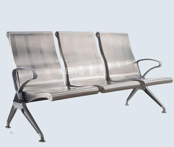 不锈钢机场椅/等候椅/排椅 LY-DH002