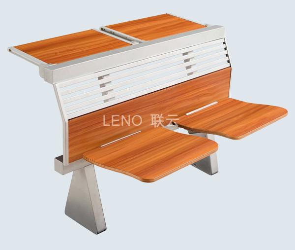 阶梯排椅/课桌椅 LY-701T