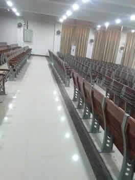 (河源)龙川第一实验学校阶梯排椅图片