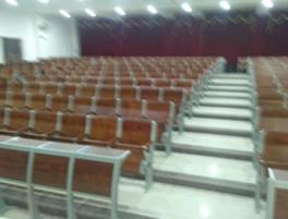 (河源)龙川第一实验学校阶梯排椅