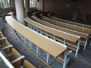 北京某大学学生阶梯排椅图片