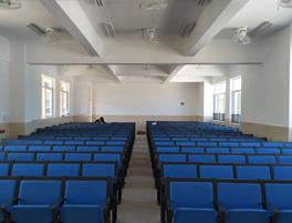 从化阶梯排椅 中山大学南方学院附属小学多功能会议室