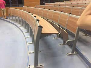 佛山某大学阶梯排椅图片