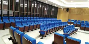 广州华南理工大学礼堂椅图片