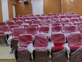 甘肃兰州市新区现代职业技术学院阶梯排椅系列