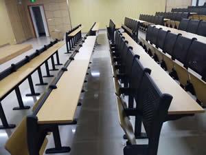 甘肃兰州市新区现代职业技术学院阶梯排椅图片