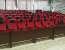 河北沧州某小学礼堂椅案例