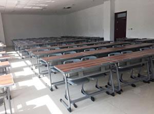 LY-8206学生课桌椅案例图片