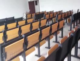 贵州某学校阶梯排椅