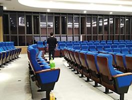 广州华南理工大学礼堂椅
