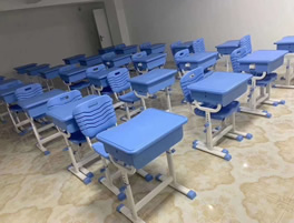 广西学生课桌椅案例