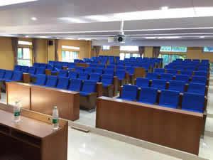 华南理工大学礼堂椅案例图片