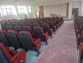 济南老年大学礼堂椅
