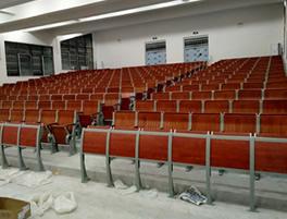 河源龙川第一实验学校B校区阶梯排椅