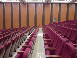 江西新余第十六中学礼堂椅系列