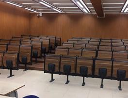 广雅中学阶梯排椅