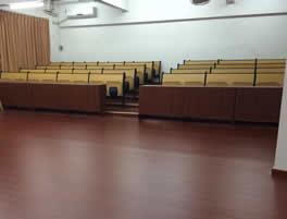 广州京溪小学怡新分校学生阶梯排椅