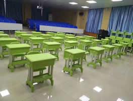 学生课桌椅LY-8018